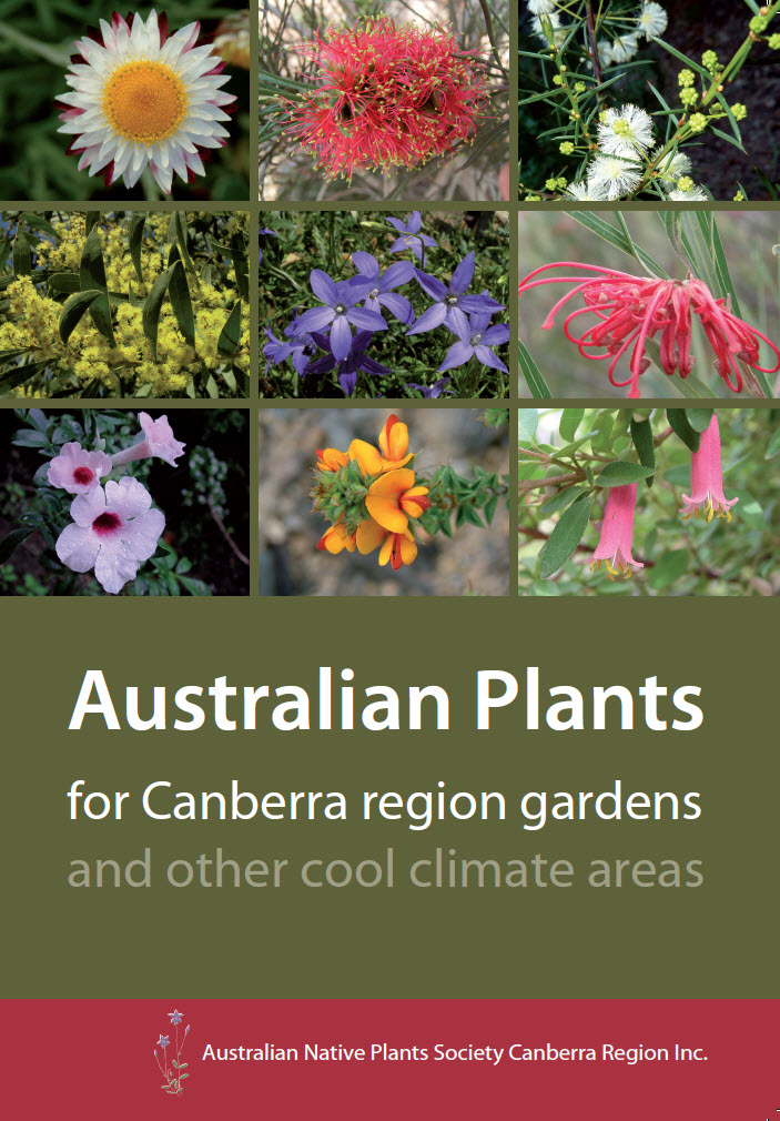 Australian plants for Canberra region gardens