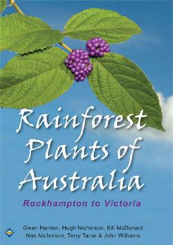 Rainforest Plants of Australia Book Cover
