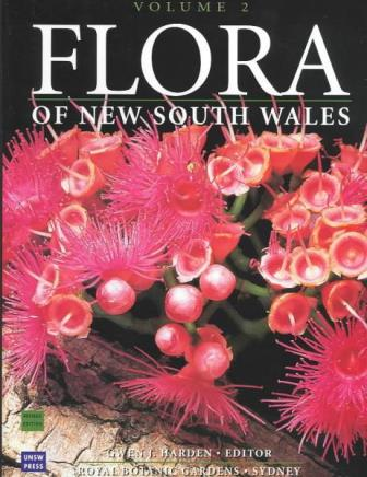 Flora of New South Wales Book Cover
