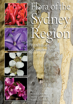 Flora of the Sydney Region Book Cover