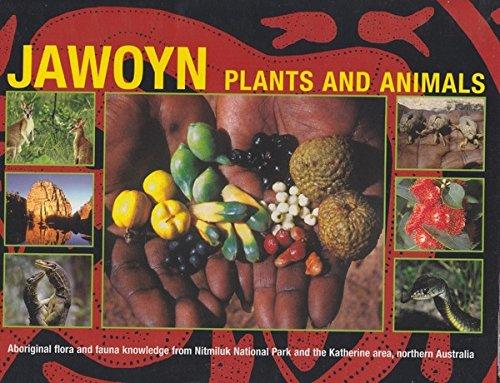 Jawoyn Plants and Animals Book Cover