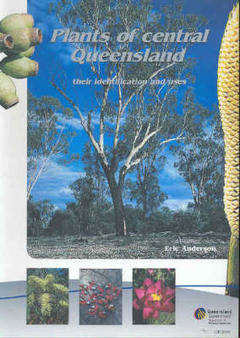 Plants of Central Queensland Book Cover