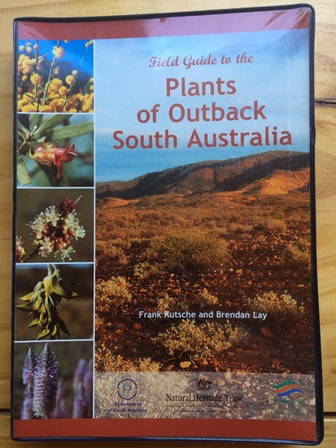 Field Guide to the Plants of Outback South Australia Book Cover