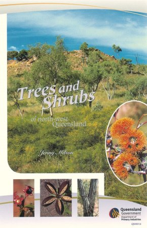 Trees and Shrubs of North-west Queensland Book Cover