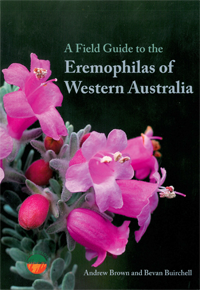 A Field Guide to the Eremophilas of Western Australia Book Cover