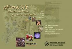 eFloraSA Electronic Flora of South Australia