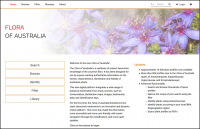 Flora of Australia online