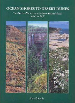 Ocean Shores to Desert Dunes Book Cover