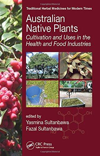 Australian Native Plants Book Cover