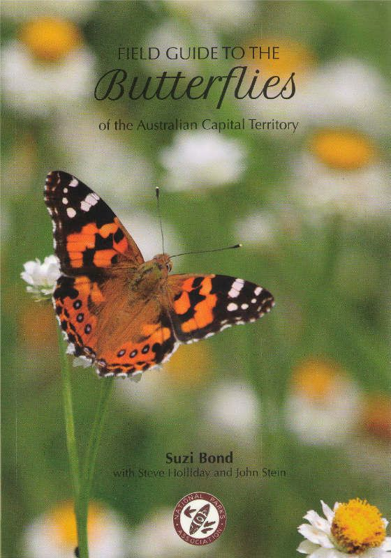 Field Guide to the Butterflies of the Australian Capital Territory Book Cover
