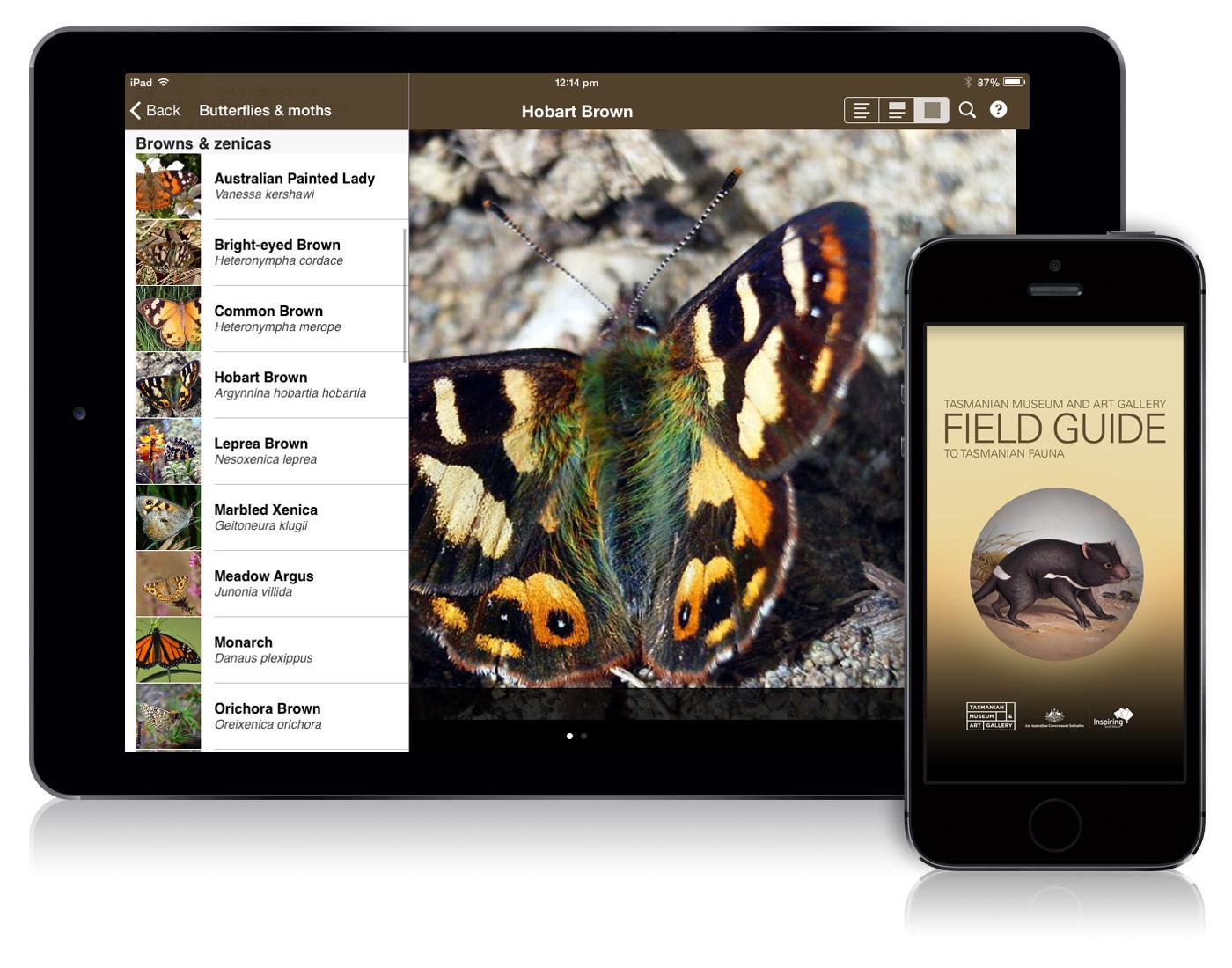 Field Guide to Tasmanian Fauna Book Cover