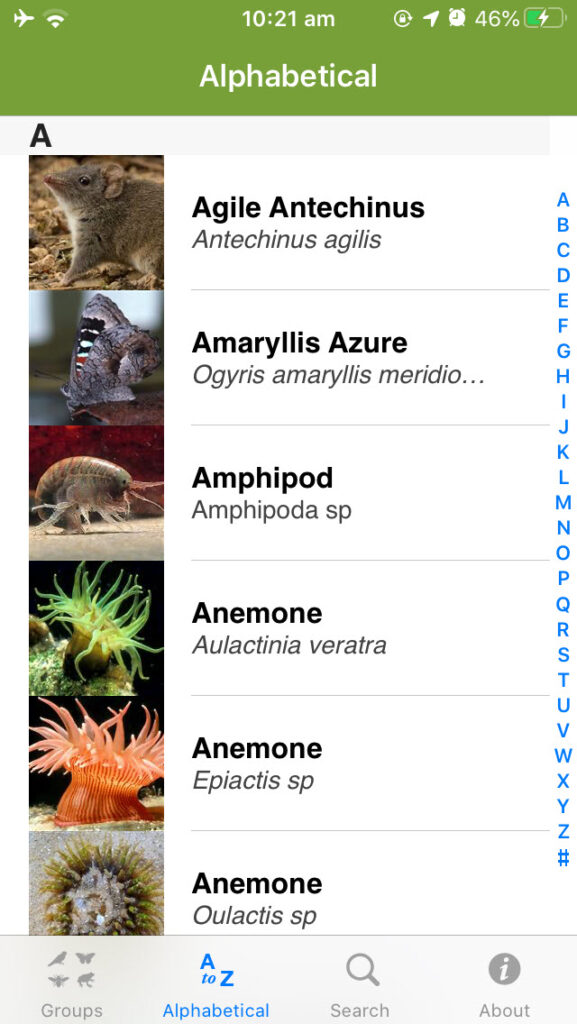 Field Guide to Victorian Fauna app