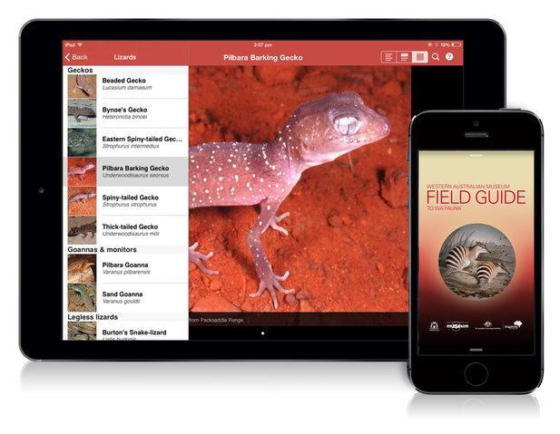 Field Guide to Western Australian Fauna Book Cover