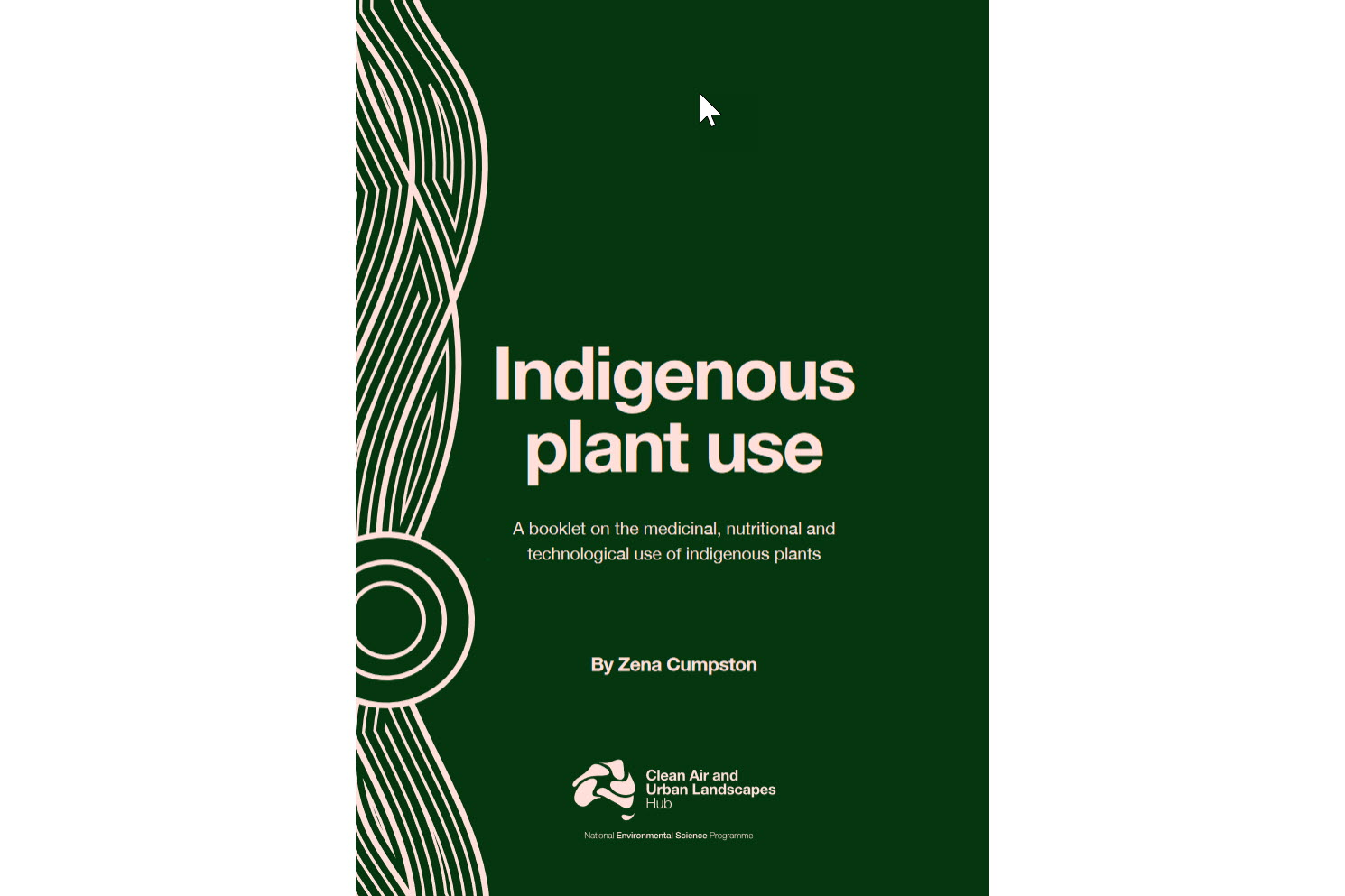 Indigenous plant use: A booklet on the medicinal, nutritional and technological use of indigenous plants Book Cover