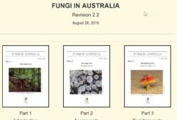 Fungi in Australia
