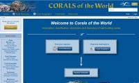 Corals of the World website